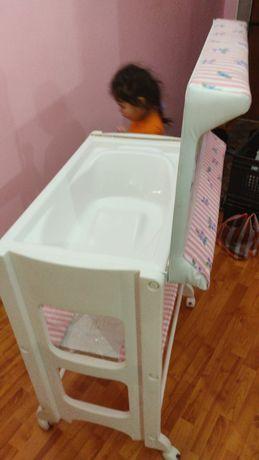 Детский стол- ванночка