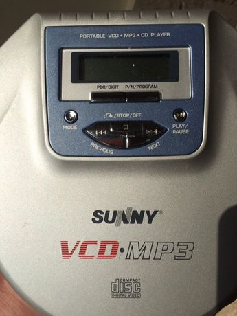 VCD - MP3 Player