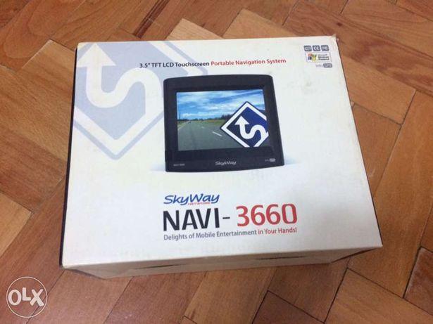 Vand GPS Skyway Navi-3660