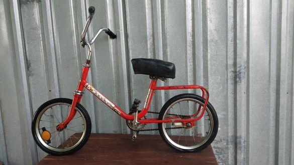 Ретро детско колело Балканче (завод Балкан Ловеч)