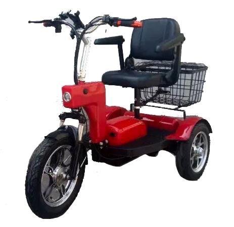 Tricicleta electrica dizabilitati! Fara permis! 500w 20ahGarantie NOU!