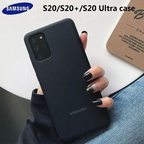 Силиконов калъф,кейс за Samsung galaxy S20,S20+,S20ultra,Note20,20ultr