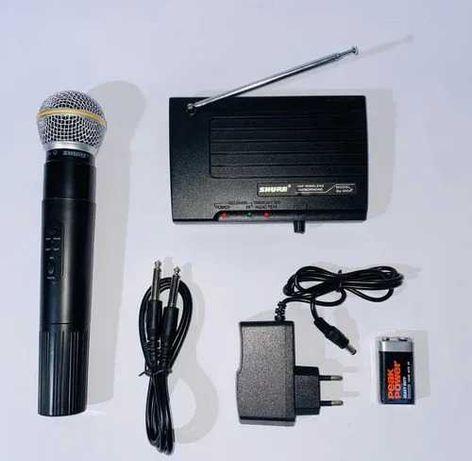 Microfon wireless cu reciver Shure Beta BA 300A