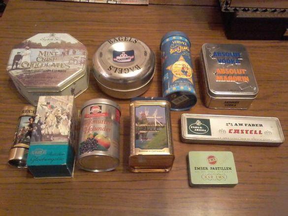 Кутийки за колекционери