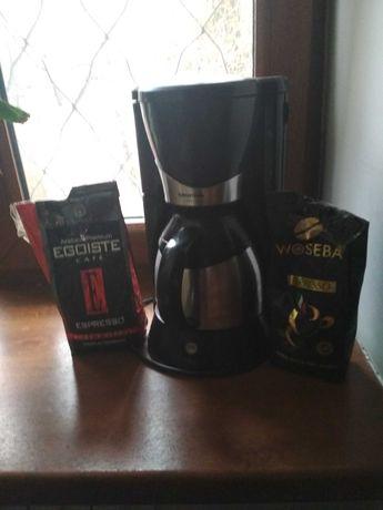 Продам кофеварку Grundig с 2_мя пачками кофе