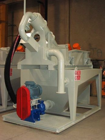 Hidrociclon - Separator nisip