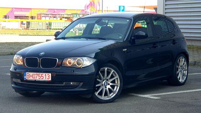 Bmw Seria 1 / Facelift  /  Euro 5 / Navi