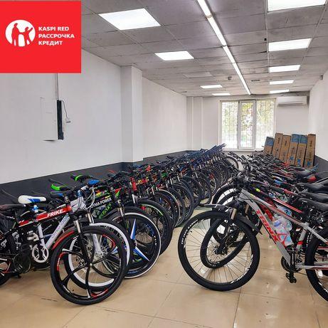 Акция дня!.Взрослые новые спортивные велосипеды