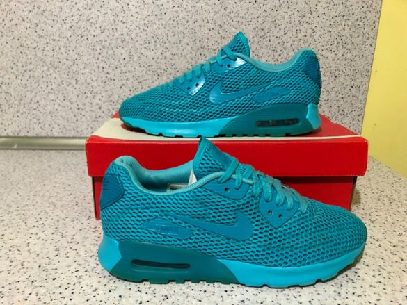 ОРИГИНАЛНИ *** Nike Air Max 90 Ultra Breathe / Blue Unisex