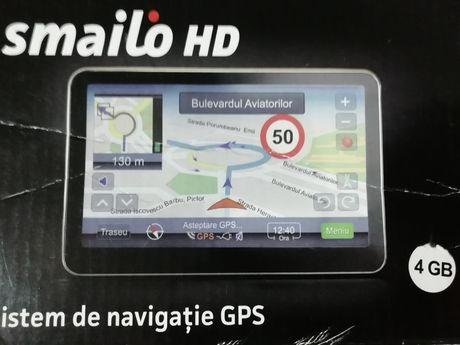 GPS smailo, harta Europei, 340 RON