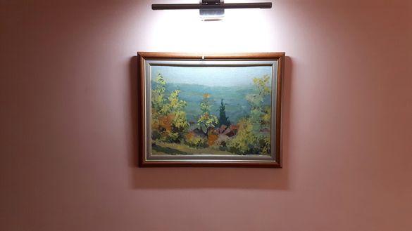 Картина маслени бои