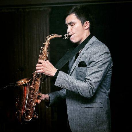 Саксофонист Шымкент