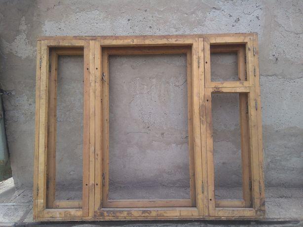 Рама деревянная двойная