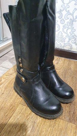 Сапоги или обувь для девочек