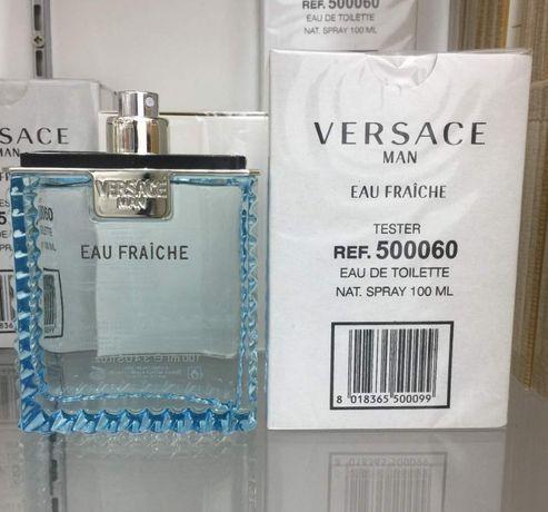 Хит! Аромат Versace Man Eau Fraiche 100ml - тестер-оригинал