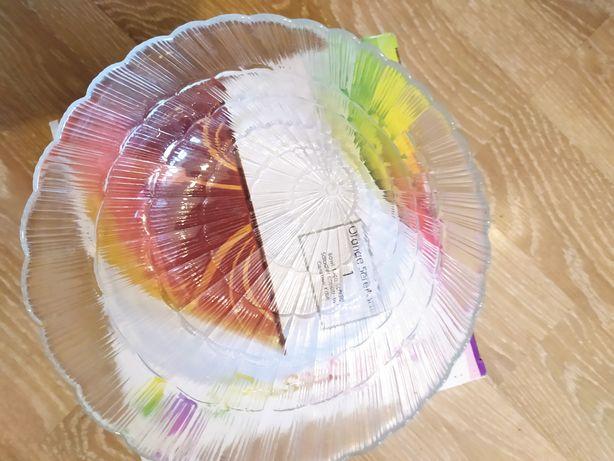 Салатник стекло д230мм