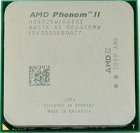 AMD Phenom II X4 925 /2.8GHz/