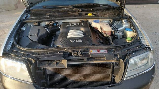 Motor Audi 2.4 Cod AGA