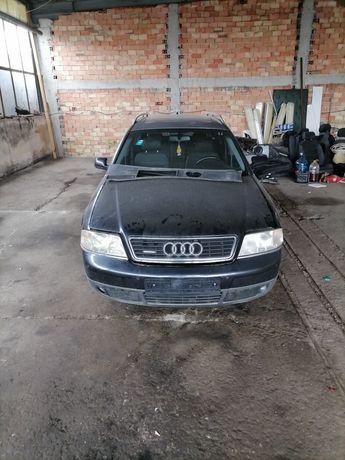 Audi A 6/Ауди А 6 2.5 TDI 4×4 2000г.