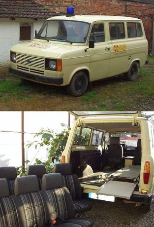 Piese si accesorii pt. Ford Transit MK2 benzin 1978 - 1983 dezmembrat