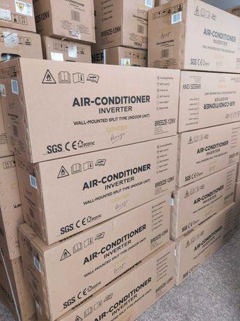 Aer conditionat conter breeze -12000 btu -wi fi-Garantie 3 ani