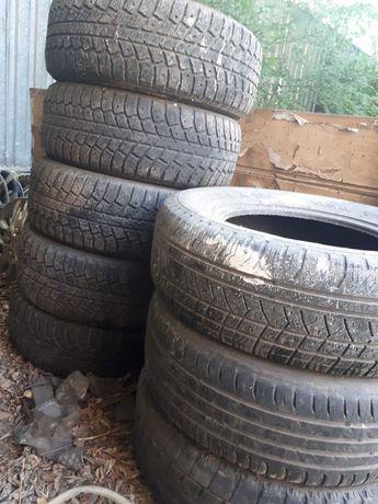 Колеса шины продам режину бу в хорошем состояний