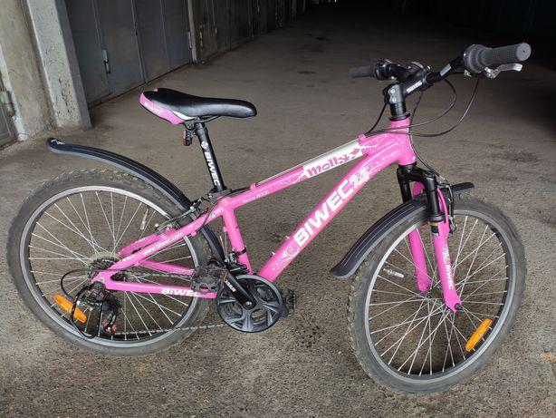 Продам подростковый велосипед Biwec