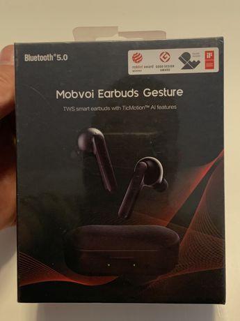 Casti bluetooth Mobvoi Gesture, Shadow Noi Sigilate