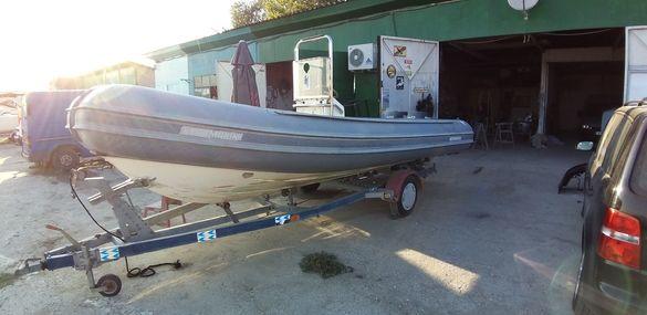 Зимна цена Novamarin RH600 лодката е 6м