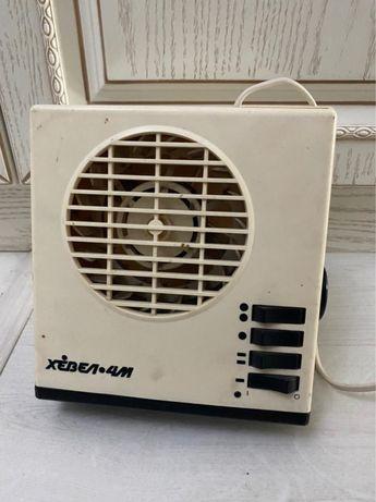 Обогреватель, вентилятор, ветродуй