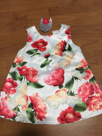 Официална бебешка рокля