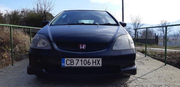 Honda Civic EP3 Type-R на части