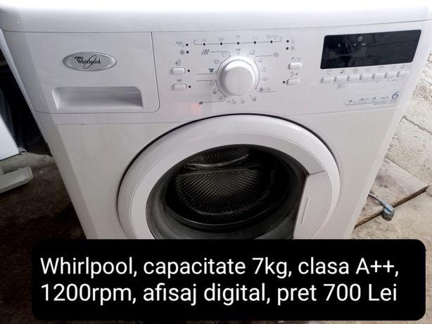 Vând mașini de spălat rufe