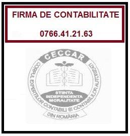 Firma de Contabilitate - TARIF de la 150 lei / LUNA