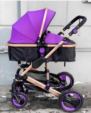 Belecoo трансформер коляска детские коляски Алматы доставка + подарок