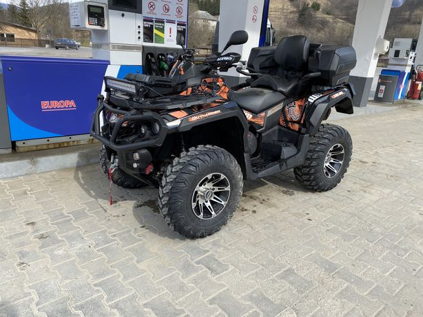 Can-Am outlander bombardier 1000R