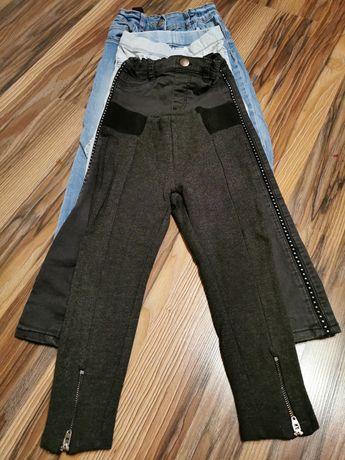 Lot pantaloni/blugi mărimea 104