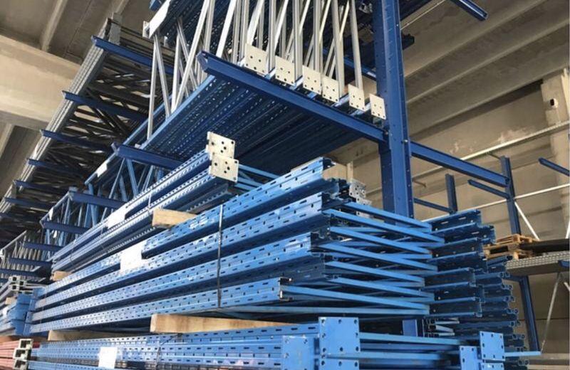 Палетни стелажи складови стелажи най-голям избор в България гр. Асеновград - image 1