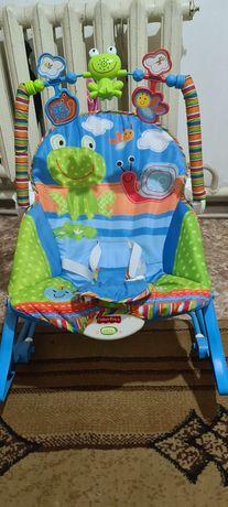 Продам детское кресло от Fisher Price