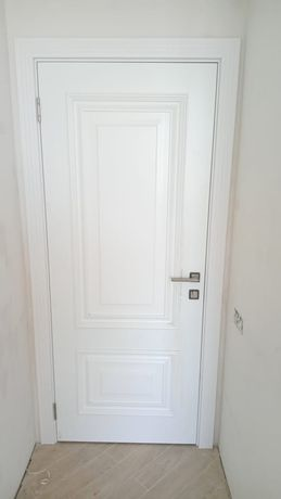 Качественная и профессиональная установка межкомнатных дверей.