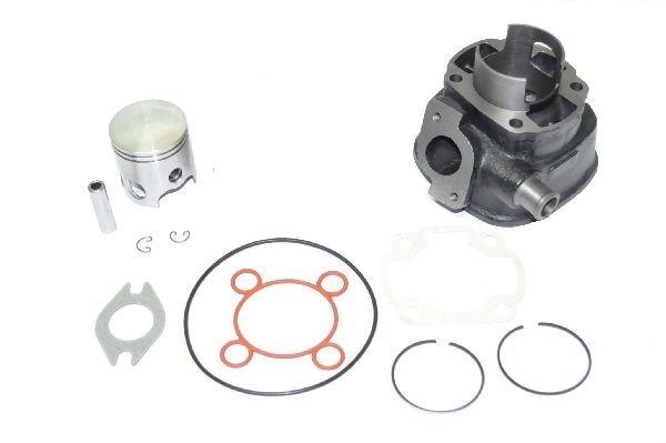 Kit Cilindru Set Motor COMPLET Scuter Aprilia SR 80cc RACIRE APA NOU