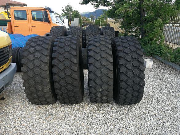 8 тежкотоварни гуми 16.00R 20 Michelin XZL 173/170G