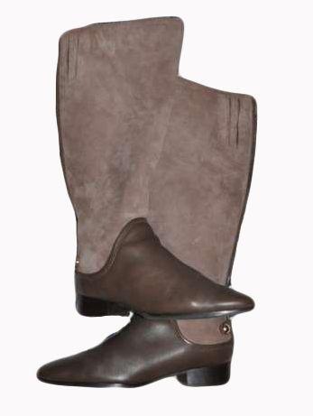 Vand cizme dama marime 39-40. Din piele, model deosebit