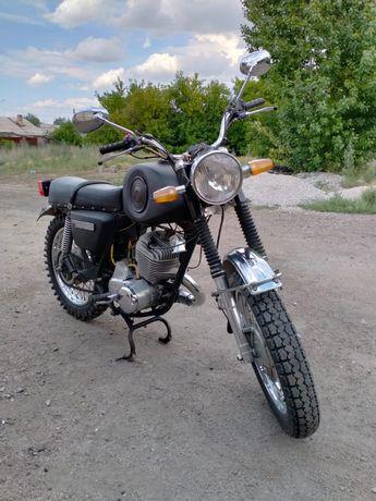 Продам мотоцикл, планета спорт 1981 года