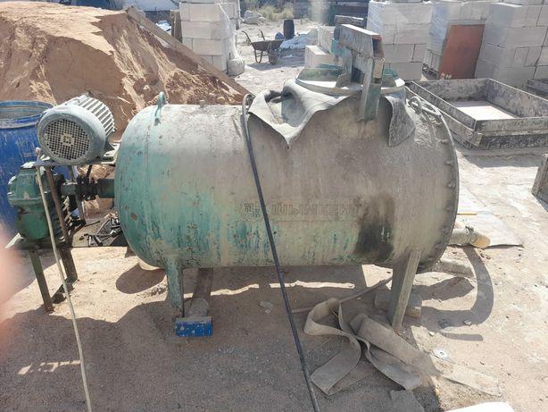 оборудование для производство пеноблоков