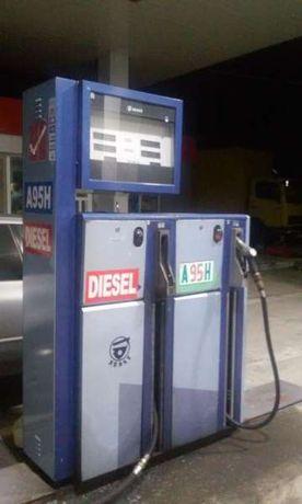Бензиноколонки втора употреба