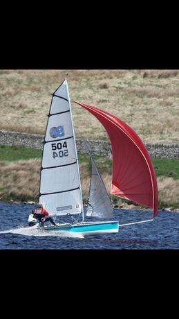 Ветроходна лодка Topper ISO