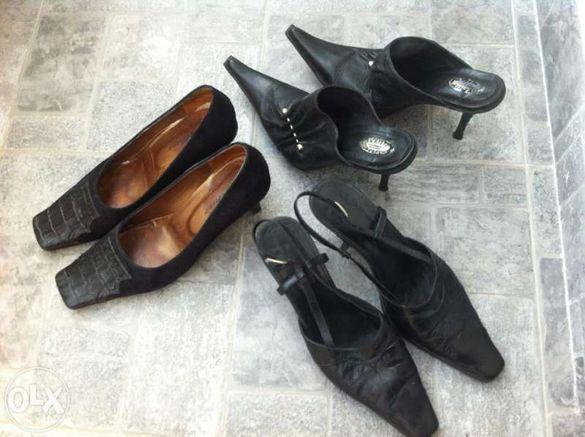 3 чифта луксозни обувки
