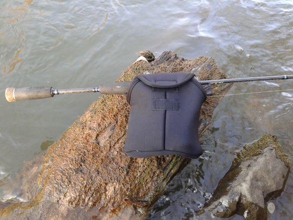 Неопренов калъф /протектор за риболна макара
