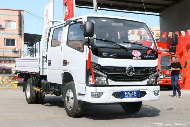Продам бортовой грузовик DongFeng: грузоподъемность 1500кг, НА БЕНЗИНЕ